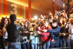 """Elyas M` Barek auf der """"Fack Ju Göhte 2"""" Kinotour im Cineplaex in Limburg"""
