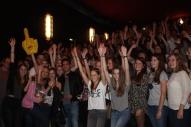 """Saalfoto auf der """"Fack Ju Göhte 2"""" Kinotour im Cineplex Limburg"""