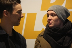 """Florian David Fitz und Matthias Schweighöfer auf der Kinotour """"Der Geilste Tag"""""""