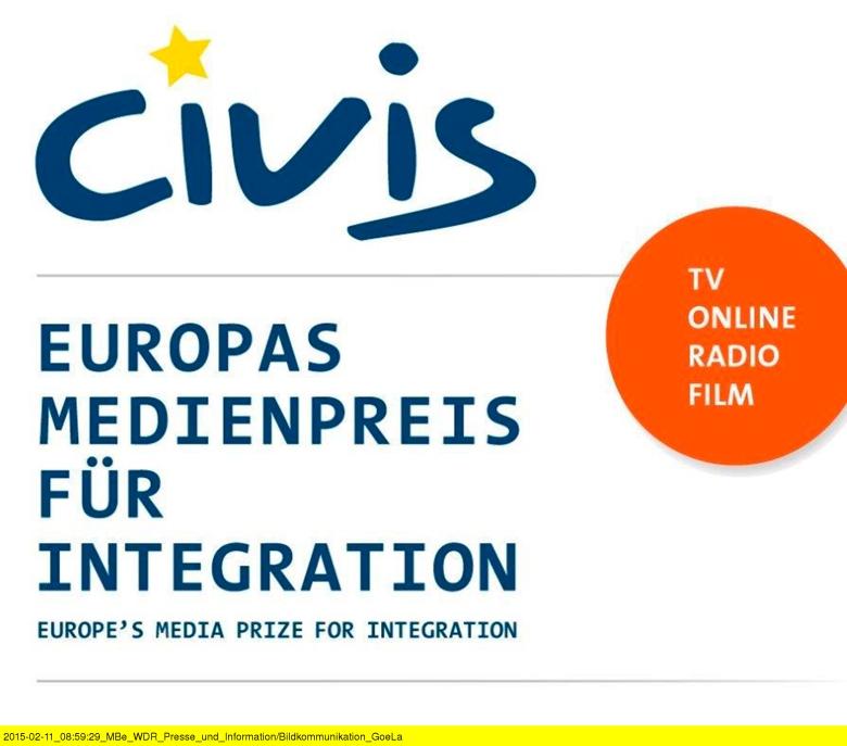 CIVIS - Europas Medienpreis für Integration