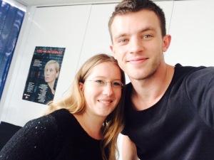 """Jannis Niewöhner und Sabrina Heun im Interview zu """"Maximilian"""""""