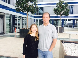 Sabrina Heun und Martin Ambrosch