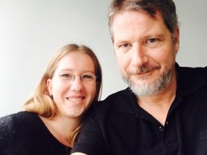 Sabrina Heun und Andreas Prochaska