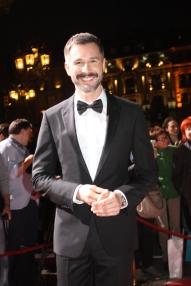 Jochen Schropp beim Hessischen Film- und Kinopreis 2017