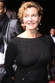 Margareta Broich beim Hesischen Film- und Kinopreis 2017