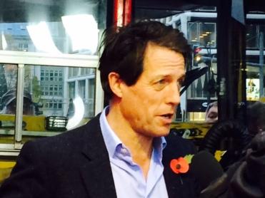 "Hugh Grant bei der ""Paddington 2"" Premiere in Berlin"