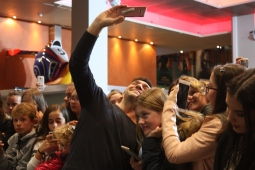 "Bora Dagtekin bei der ""Fack Ju Göhte 3"" Kinotour im Kinopolis Frankfurt-Sulzbach"