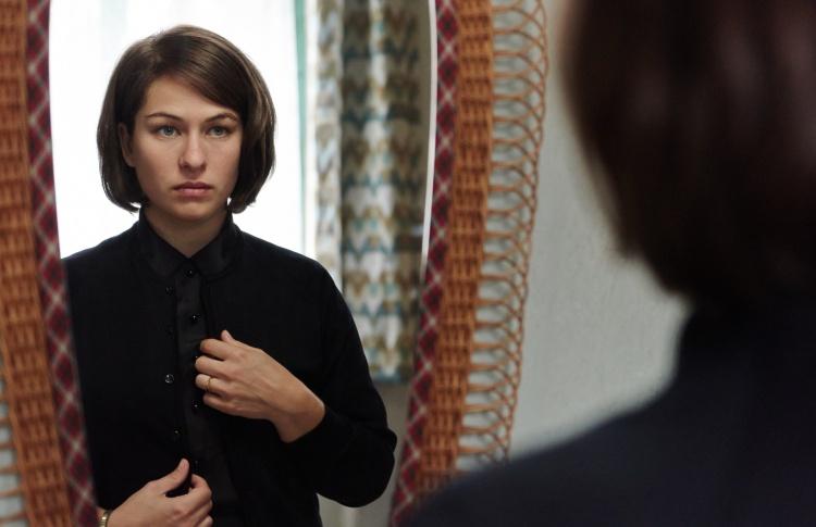 """Henriette Confurius in """"Tannbach"""""""