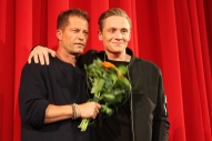 """Til Schweiger und Matthias Schweighöfer nach der """"Hot Dog"""" Premiere in Berlin"""