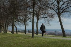"Thomas Thieme in ""Der namenlose Tag"""