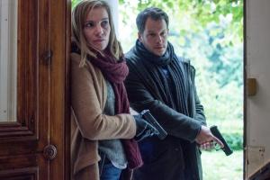 """Anna von Haebler und Mirko Lang in """"""""Soko Hamburg"""""""