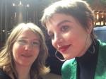 """Jella Haase und Sabrina Heun bei der """"Vielmachglas"""" Premiere in Köln"""