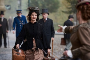 "Sarah Hostettler als Eleanor Marx in ""Karl Marx - der deutsche Prophet"""
