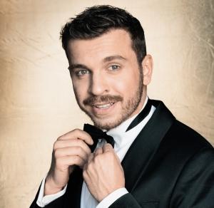 """Edin Hasanovic moderiert den """"Deutschen Filmpreis 2018"""""""
