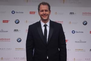 """Mirko Lang beim """"Deutschen Filmpreis 2018"""""""