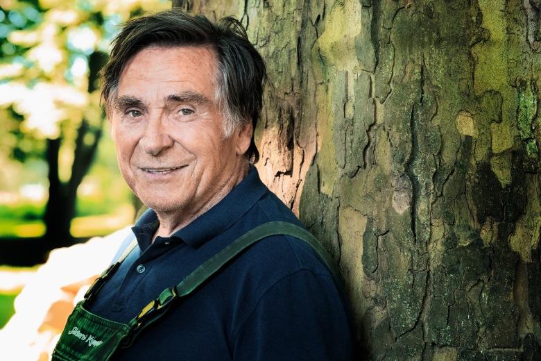 """Elmar Wepper als """"Schorsch"""" in """"Grüner wird`s nicht"""""""