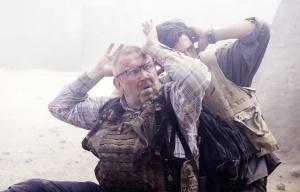 Dietmar Bär und Adam Bay im ZDF Drama