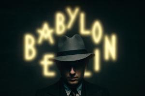 "Volker Bruch in ""Babylon Berlin"""