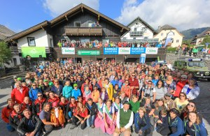 """Die Bergretter"" - Fanevent in der Ramsau"