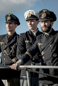 """August Wittgenstein, Rick Okon und Franz Dinda in """"Das Boot"""""""