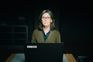 "Iris Berben in ""Die Protokollantin"""