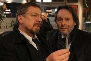 Armin Rohde und Uwe Kockisch in