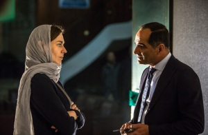 """Christiane Paul und Navid Negahban in """"Saat des Terrors"""""""