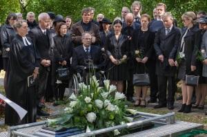 """Anna Fischer in """"Die Bestatterin - Der Tod zahlt alle Schulden"""""""