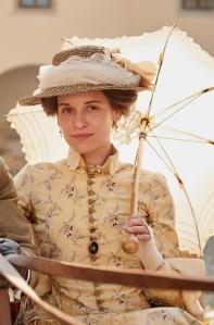 """Kristin Suckow in """"Ottilie von Faber-Castell - Eine mutige Frau!"""