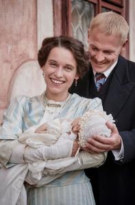 """Kristin Suckow und Johannes Zirner in """"Ottilie von Faber-Castell - Eine mutige Frau"""""""